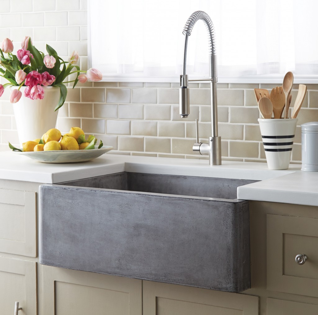 NativeStone Farmhouse Sink 3018