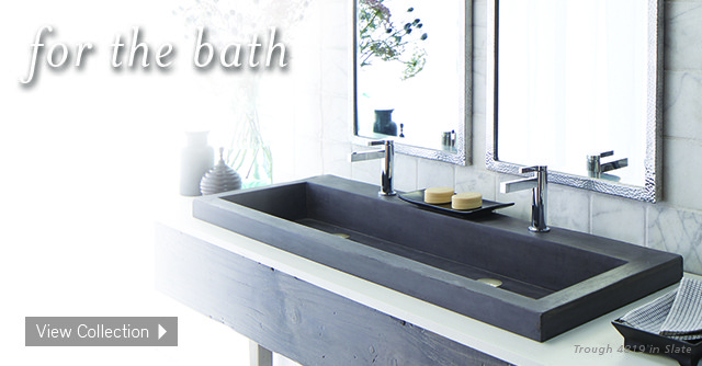 NativeStone Bathroom Sinks