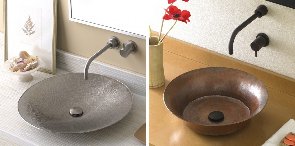 A Perfect Pairing Selecting Your Vessel Sink Faucet Native Trails