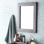 Seventh Anniversary Copper Mirror