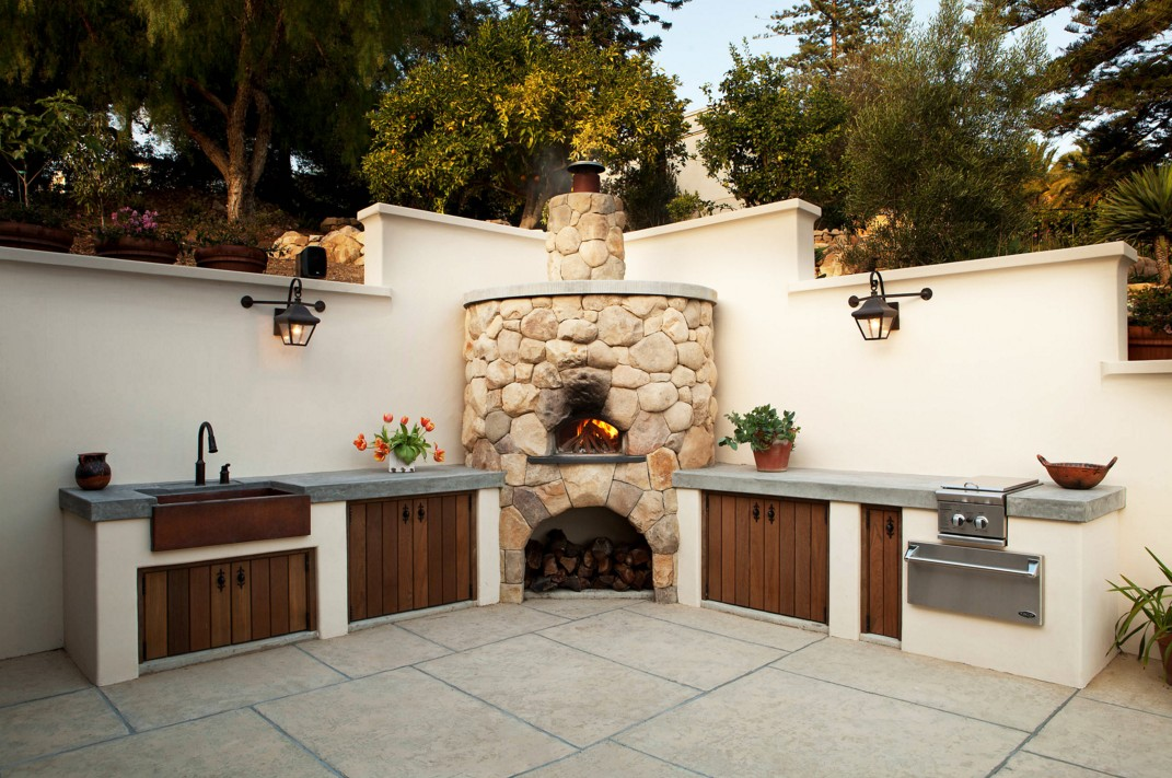 How to Select an Outdoor Kitchen Sink - Native Trails