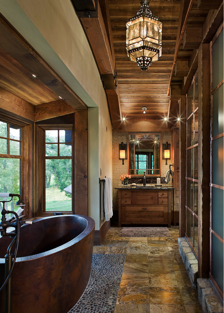 Aspen Bathroom