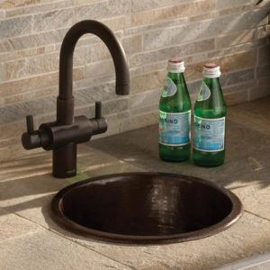 Diego-Copper-Bar-Prep-Sink-Antique-CPS235