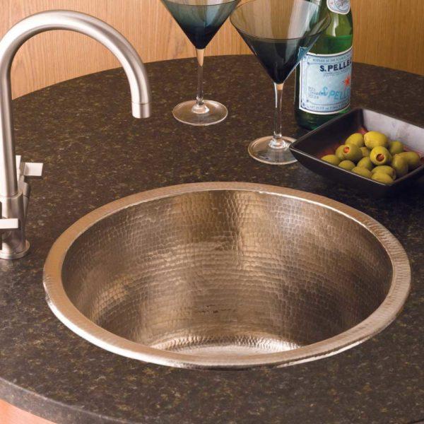 Redondo-Grande-Copper-Bar-Prep-Sink-Brushed-Nickel-CPS551