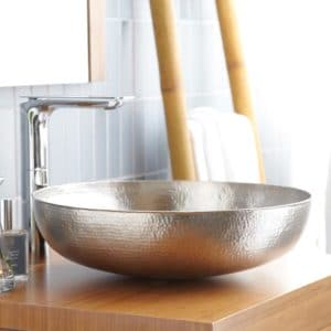 Maestro-Sonata-Copper-Bathroom-Sink-Brushed-Nickel-CPS584