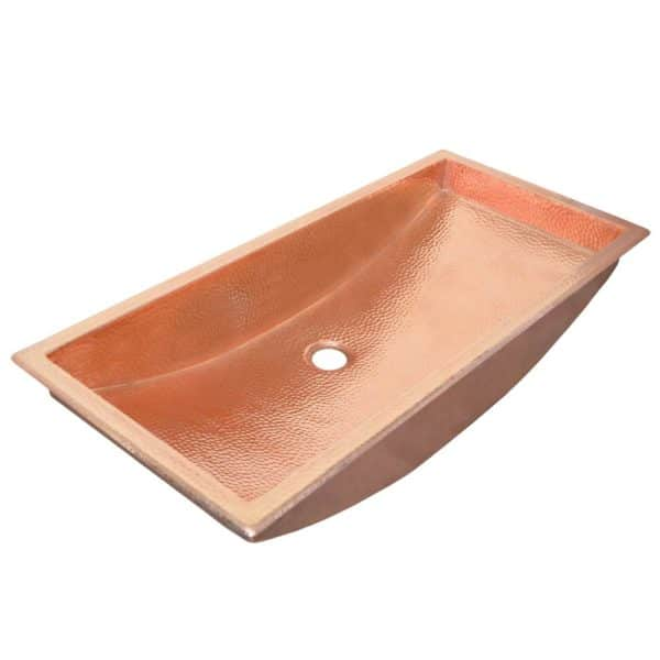Trough-30-Copper-Bathroom-Sink-Polished-Copper-CPS400-SILO
