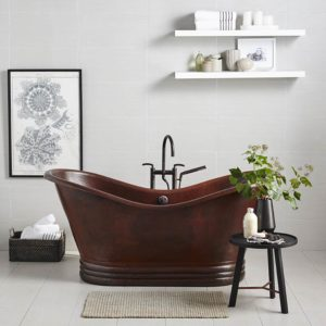 Aurora-72in-Copper-Bathtub-Antique-CPS902