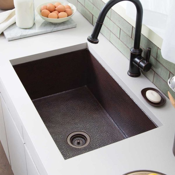Cocina-30-Copper-Kitchen-Sink-Antique-CPK293