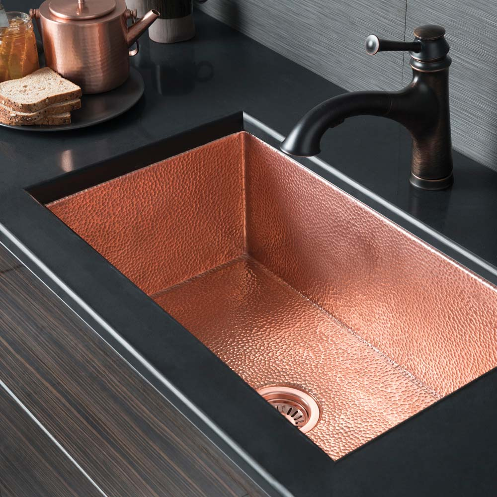 cocina 30 inch copper kitchen sink native trails rh nativetrailshome com kitchen sinks copper farmhouse kitchen sink copper soap dispenser