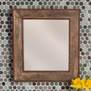 Bordeaux Wood Mirror (MR119-2)