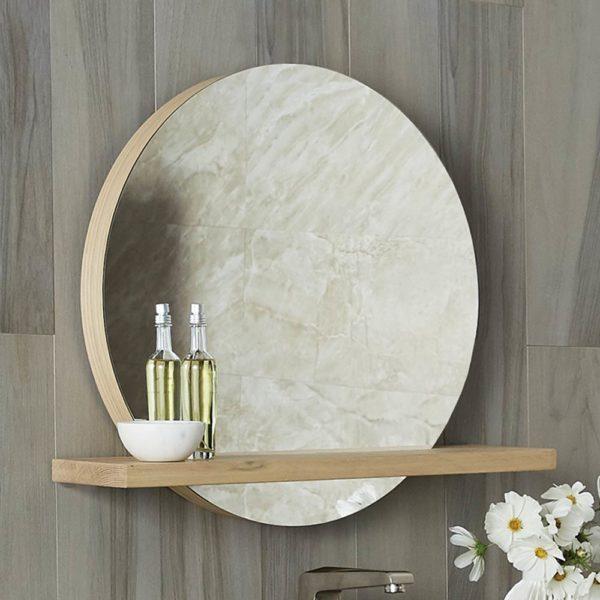 Solace-28in-Oak-Mirror-Shelf-Sunrise-MRO281-MSO281